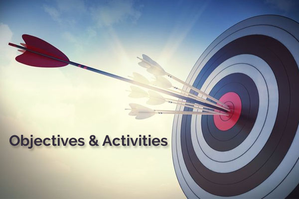 Objectives & Activities